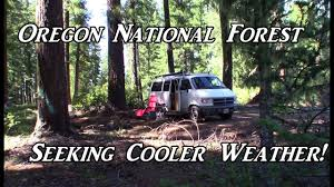 Zep Floor Wax On Camper by Into The Forests Of Oregon Vanlife On The Road Youtube