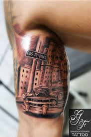 automotive tattoo sleeve pinup route 66 inspiratie aan het zoeken pinterest route 66
