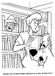 scooby doo pages kele