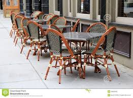 Restaurant Patio Chairs Innovative Restaurant Patio Chairs Gorgeous Chairs And Tables