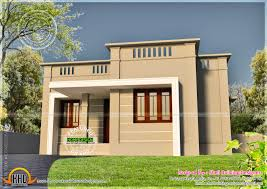 Small Home Floor Plans Very Small House Exterior Kerala Home Design And Floor Plans