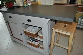 table de travail cuisine meuble plan travail cuisine de avec newsindo co