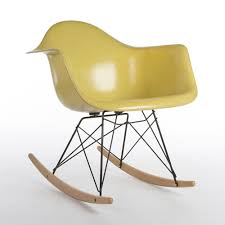 majestic vitra eames plastic armchair rar schaukelstuhl eames