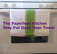 kitchen hand towels with velcro towel