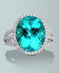 fine gemstone rings images Spectacular paraiba tourmaline engagement rings fine gemstones jpg