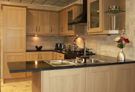 Light Oak Kitchen How To White Wash Pine Shaker Style Cabinets Yahoo Image Search