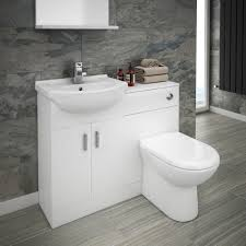 Cloakroom Bathroom Ideas Home Designs Small Bathroom Ideas Cove 1050mm Vanity Unit