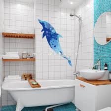 3d Bathroom Floors by Waterproof 3d Bathroom Wall Tile Stickers Buy 3d Bathroom Wall