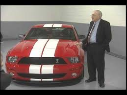 mustang carroll shelby carroll shelby intros shelby mustang gt 500