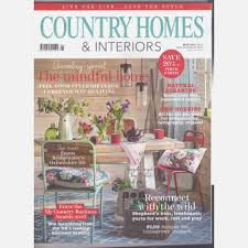 country home and interiors magazine home accessories design country magazine davies craddock