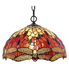 Stained Glass Ceiling Fan Light Shades Furniture Idea Marvelous Stained Glass Pendant Light With