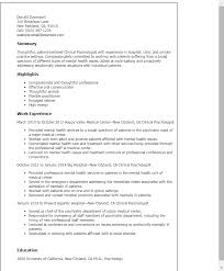 psychology resume templates exol gbabogados co