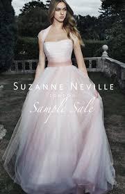 Wedding Dress Sample Sales Suzanne Neville Cheshire Bridal Sample Sale Room Suzanne Neville