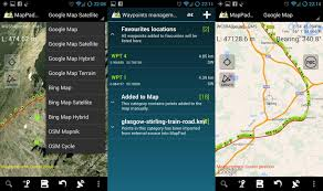 Build Your Own Android App 14 Mapping Your Way To Google Maps map pad gps land surveys u0026 measurements android apps on google play