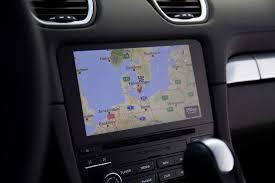 Porsche Cayenne Navigation System - 2017 porsche 718 cayman s center stack navigation screen motor trend