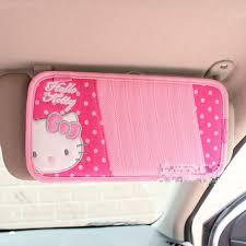 cheap kitty car sun visor aliexpress