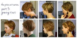 how long for hair to grow out of inverted bob unspeakable visions the pixie cut series part 3 growing it out