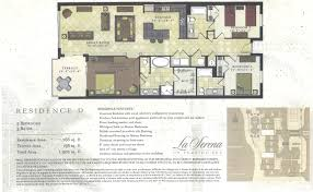 Floor Plan La by La Serena D Floorplan Chuck Barnes