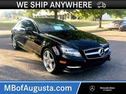 2014 mercedes cls550 certified pre owned 2014 mercedes cls cls 550 coupe in