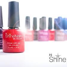 hishine nails youtube