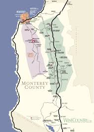 Point Lobos State Reserve Map by Monterey County Map Travel Pnw Edition Pinterest Road Trippin