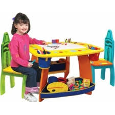 crayola table and chairs brilliant crayola wooden table chair set 30 remodel home decor ideas