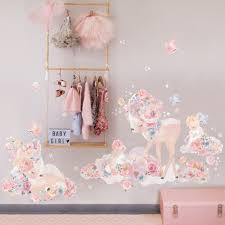 schmooks wondrous woodland wall sticker