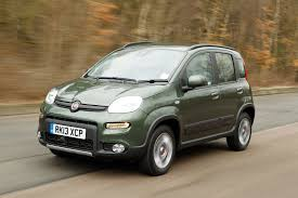 pimped out smart car fiat panda 4x4 review 2017 autocar