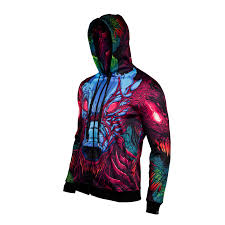 valve store csgo hyper beast zip hoodie