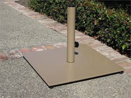 outdoor table umbrella and stand great idea offset patio umbrella with base and crossover stand base