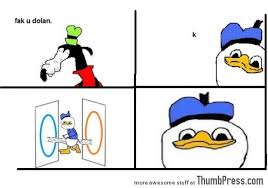 Fak U Gooby Know Your Meme - gooby pls top 10 comics of dolan owning gooby and others in a sick way