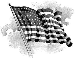 White Flag Gif Waving American Flag Drawing Free Download Clip Art Free Clip