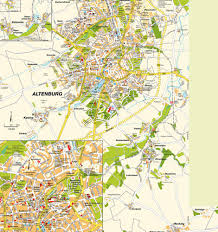 Germany Europe Map by Map Altenburg Thuringia Germany Maps And Directions At Map