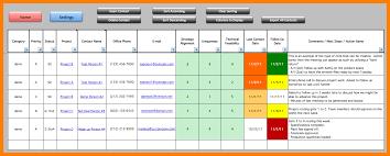 Project Follow Up Template Excel Project Portfolio Template Thebridgesummit Co
