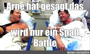 Arnold Schwarzenegger Memes - create meme in the hospital in the hospital arnold