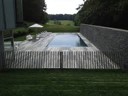 custom stainless steel fence design outdoor ideas pinterest