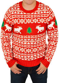 sweater reindeer pullover sweater by