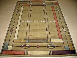 Arts And Crafts Style Rugs Vintage Rug Collection On Ebay