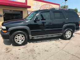 2004 used chevrolet tahoe 4dr 1500 4wd z71 at best choice motors