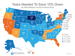 Usda Loan Map Keeping Current Matters You Can Save For A Down Payment Faster