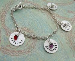 personalized picture charms personalized charm bracelet sted bracelet sterling