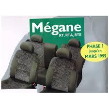 couvre si e auto housse de siège auto renault megane 1