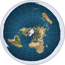 earth map maps the flat earth society