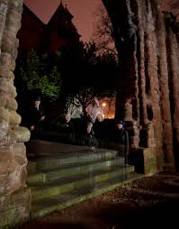 ghost tours chester walking tours