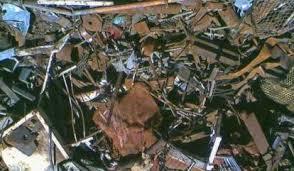 Besi Scrap oryon mengenal jenis besi tua