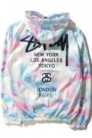 reviews for color block tie dye letter printed long sleeve zip up