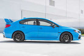 2016 subaru impreza hatchback blue 2016 subaru wrx sti series hyperblue pricing for sale edmunds
