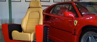 Car Seat Re Upholstery David Clark Designs Car Furniture