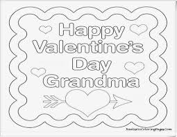 coloring pages for valentines day cards coloring home
