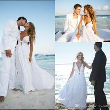 destination wedding dresses discount cheap 2017 chiffon wedding dresses spaghetti straps